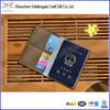 Top Grade Waterproof Genuine Leather Passport Cases