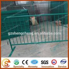 Australian temporary farm gates and panel fence