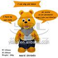 De China proveedor cantar relleno de la muñeca
