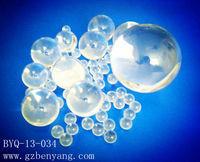 Clear Transparent Plexiglass Sphere, Acrylic ball 16mm ball transparen solid rod