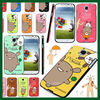 MACADA TPU Jelly Fitted Case for Galaxy S4, Mobile Cellular Phone Cellphone Case