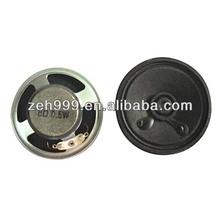 50mm~57mm 32ohm0.25w mylar full range speaker Paper cone speaker micro speaker