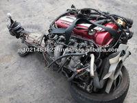 Japanese used car parts wholesale engine motor S13 S14 S15 Silvia 200sx SR20DET
