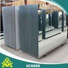 3mm-6mm Clear glass mirror sheet,large aluminum glass mirror,
