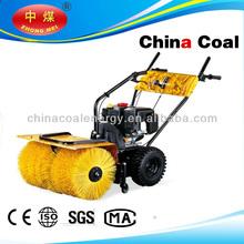 Shandong Coal gasoline power sweeper handy sweeper/broom sweeper clean tools