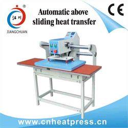 Aotomatic pneumatic t-shirt printing equipment