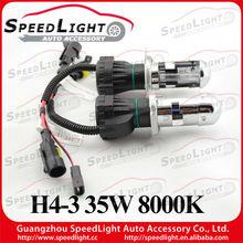 New Arrival 12V 24V 3000K to 30000K 35W 55W Xenon Lamp H4
