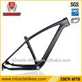 Carbono quadro da bicicleta na china, mtb carbono 29, carbono 3k mtb frame