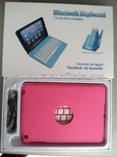 bluetooth keyboard case for ipad mini keyboard