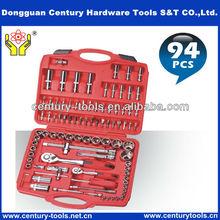 1/2'' 94pcs auto repairing socket wrench tool set