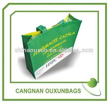 cheap recycle pp non woven bag