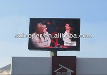 P16 outdoor Full Color Outdoor advertising LED Display(exterior pantella led)