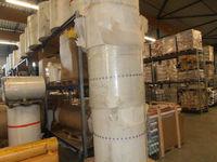 Stock lot Glass Veil rolls ISO9001/ISO14001