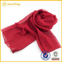 Fashion Colorful Hijab Red Women Scarf