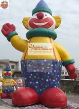 Interesting inflatable clown cartoon with best price