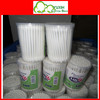 100pcs PP box cotton buds tips ,swabs