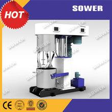 Vacuum mixer for cosmetic