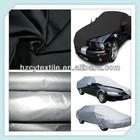 silver coated taffeta car cover material