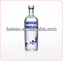 Absolute Berri Acai vodka 100cl
