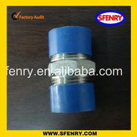 Hexagon head Nipple ASME B16.11 Stainless steel