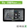 "Cheap Price! 7"" Inch Eroda X20 GPS M2531 810MHz+128MHz+4GB+FAB Full Function GPS Navigation support TMC TV"