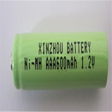 600mah Ni-MH rechargeable battery for e-toys