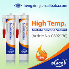 High Temp. Acetic Uv Resistant Sealant
