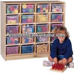 Toy Organizer for Kids,Nursery School Furniture