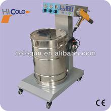 Manual Electrostatic powder coating unit