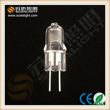 made in china pin halogen lamp g4 6V 10W