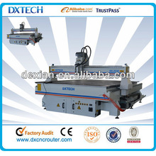 DX1325 4axis 5axis Rotary Wood Cnc Router For Furniture Sofa Chair Bed Door