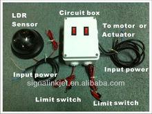 Solar tracker system dual axis