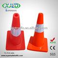 Segurança PVC cone cones de trânsito para venda