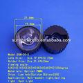 diámetro 20mm pmma óptica lente de enfoque para 1w 3w led