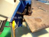 Edge Saving Plate Chamfering Machine