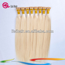 Top 5A Grade Direct Factory All Customized I Tip Ressian Hair Extenion