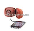 Meiluodi mini altavoz para el teléfono, mp 3, altavoz va como compañero de viaje