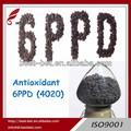 Borracha 6 ppd matérias-primas para o pneu