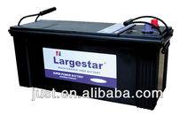 12V 120Ah Japan standard electric car seal battery