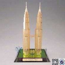 crystal twin towers,corporate gifts, souvenirs
