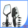 8mm 10mm white and black china motorcycle rearview mirror QJ-2653