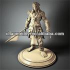 OEM weapon figurine prototype