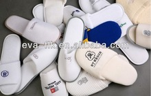 Good quality comfort family/kids disposable guest slippers