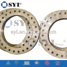 High Pressure Api Slip On Alloy Steel Flange (So) From Chinese Factory