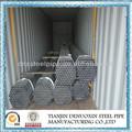 Principal produto galvanizado tubulação de aço / tubo / GI conduíte vários tamanhos
