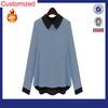 Custom Fashion design Lady Blouse