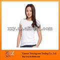 quick dry jersey de algodão tshirts mulheres impressão personalizada