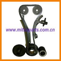Timing Repair Kits Timing Chain Tensioner Gear for Mitsubishi Pajero V68 V78 4M41 ME203085 ME203100 ME191029 ME203833 ME203077