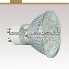 GU10 led bulb light for photography mini lighting kit
