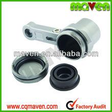 Quality Maven Universal Cylinder Billet Brake Reservoir Fluid Oil Reservoir for Honda Yamaha Kawasaki Universal Motorcycles